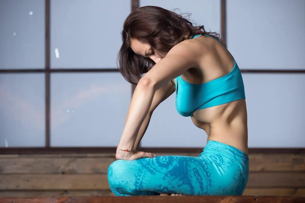1 упражнение, которое поможет УБРАТЬ живот и сделает его ПЛОСКИМ