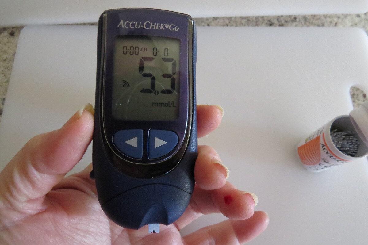 12 признаков повышеного сахара в крови.